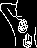 Picto représentant le Shiatsu